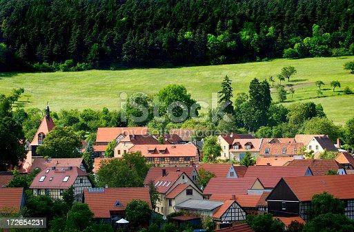 A lovley european village