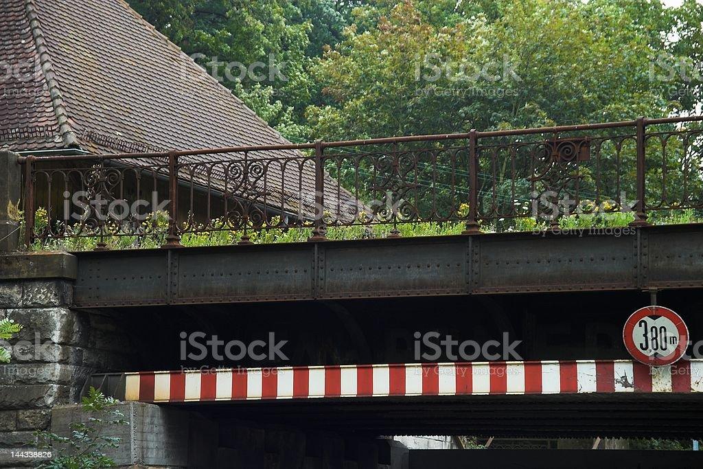 Low Bridge stock photo