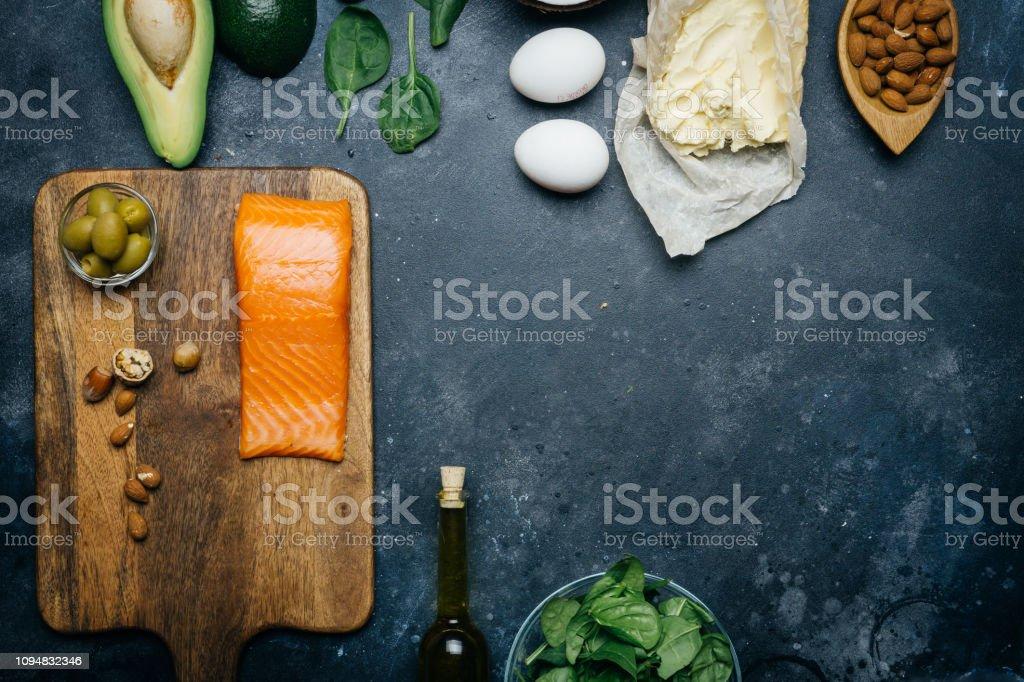 plan de comidas dieta cetogenica