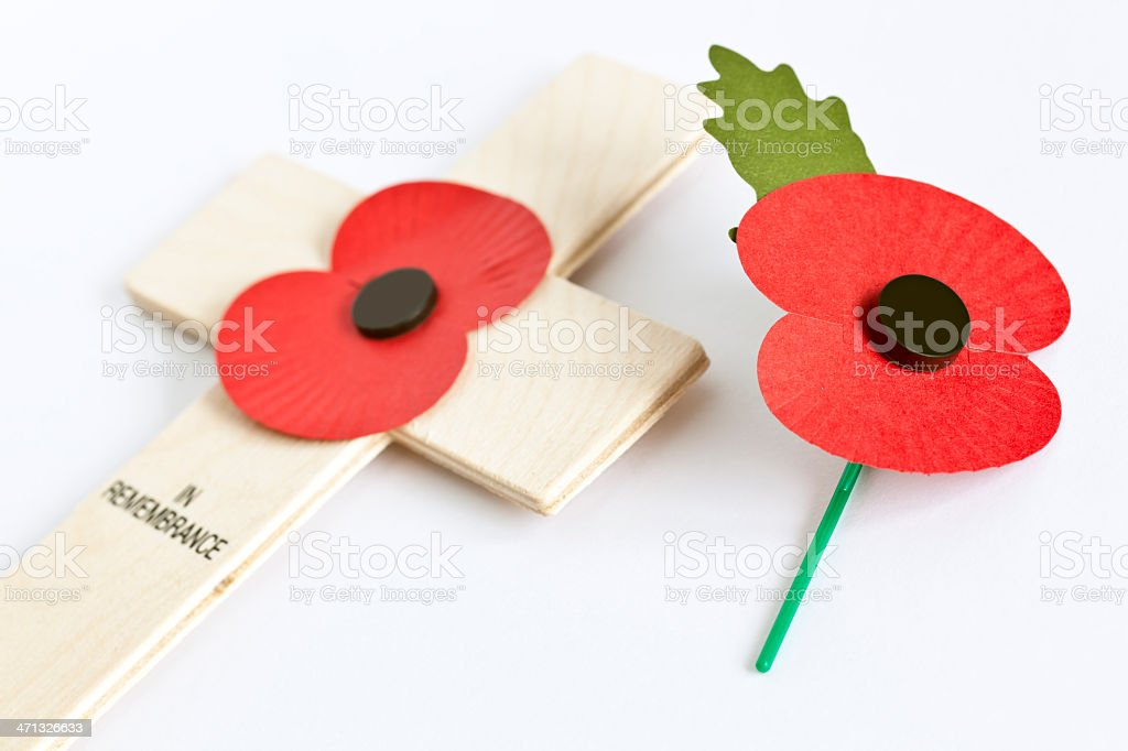 Low Contrast In Remembrance royalty-free stock photo