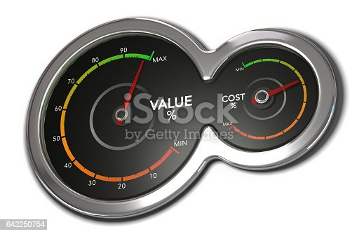 642250754 istock photo Low Cost, High Value 642250754