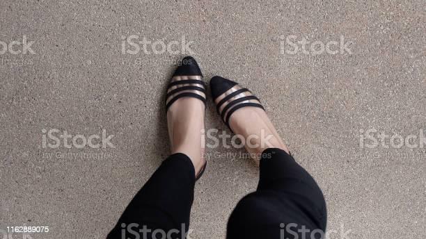 Low heel shoe on cement background top view picture id1162889075?b=1&k=6&m=1162889075&s=612x612&h=gnyv7fmo1raesvt1v6kg4nwhpjzpgmqbvxn5dc55nbo=