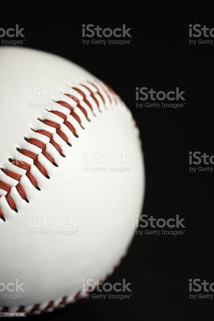 Low Key Baseball stock photo