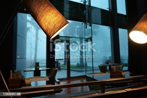 istock Low light, dubai morning 1250595158