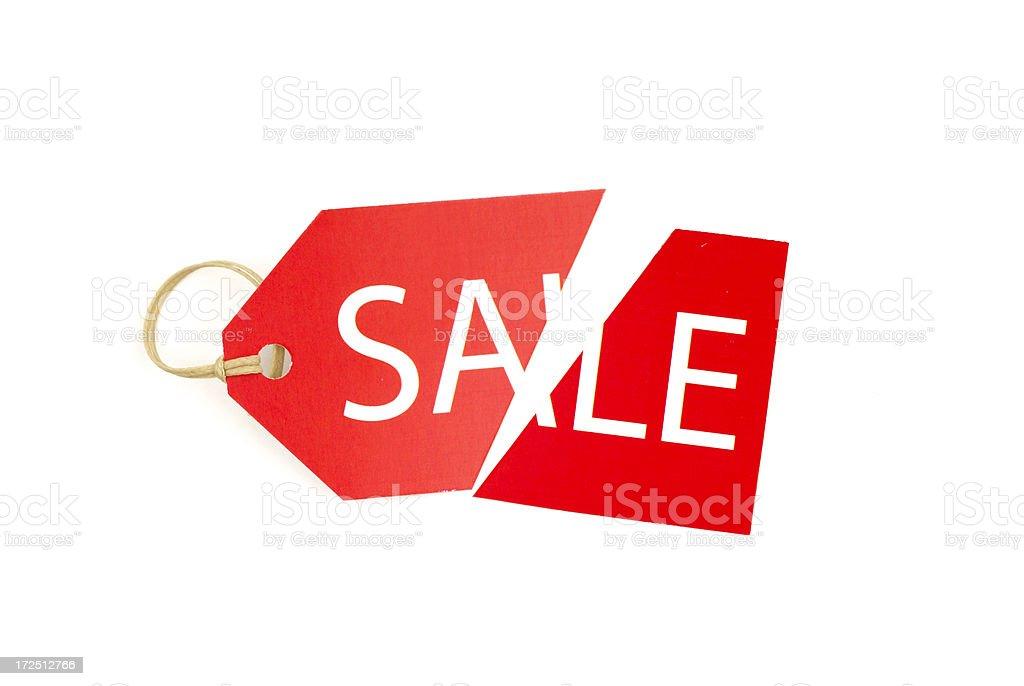 Low Price royalty-free stock photo