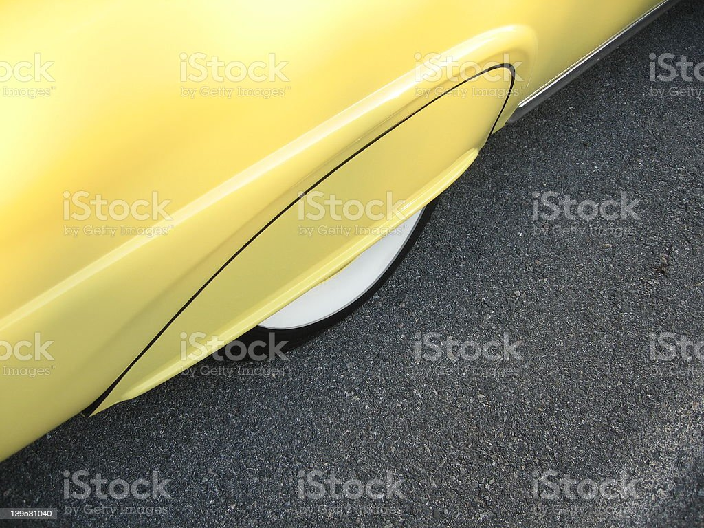Low Rider royalty-free stock photo