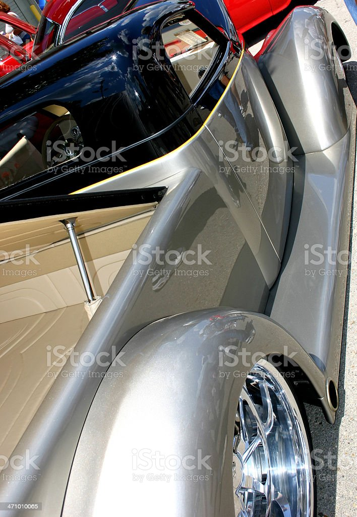 Low Truck royalty-free stock photo