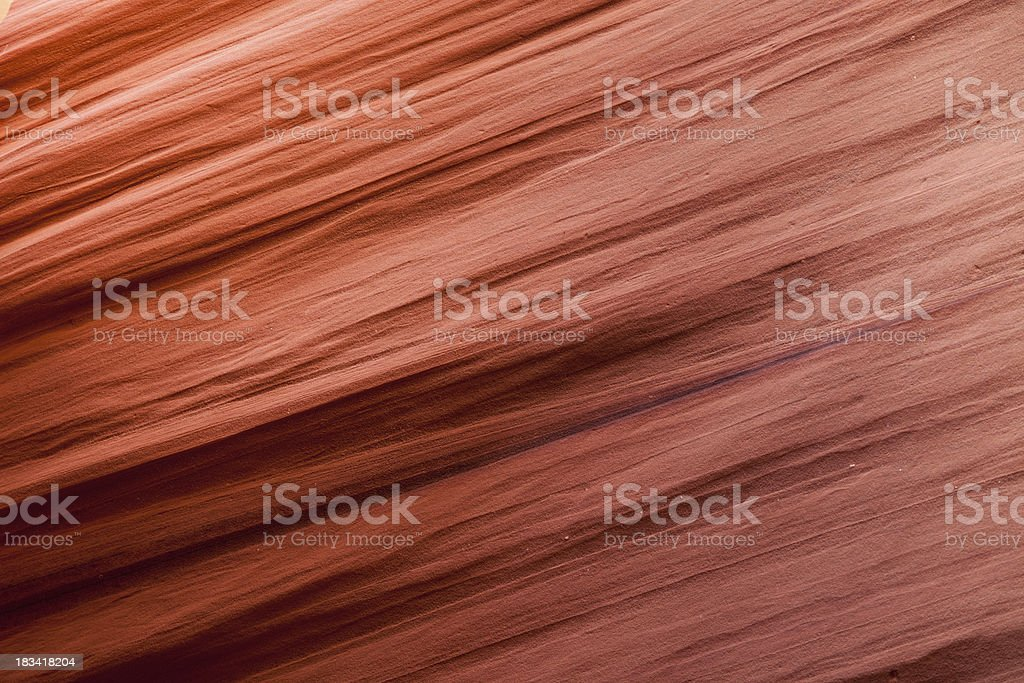 Lower Antelope Canyon Lines of Texture royalty-free stock photo