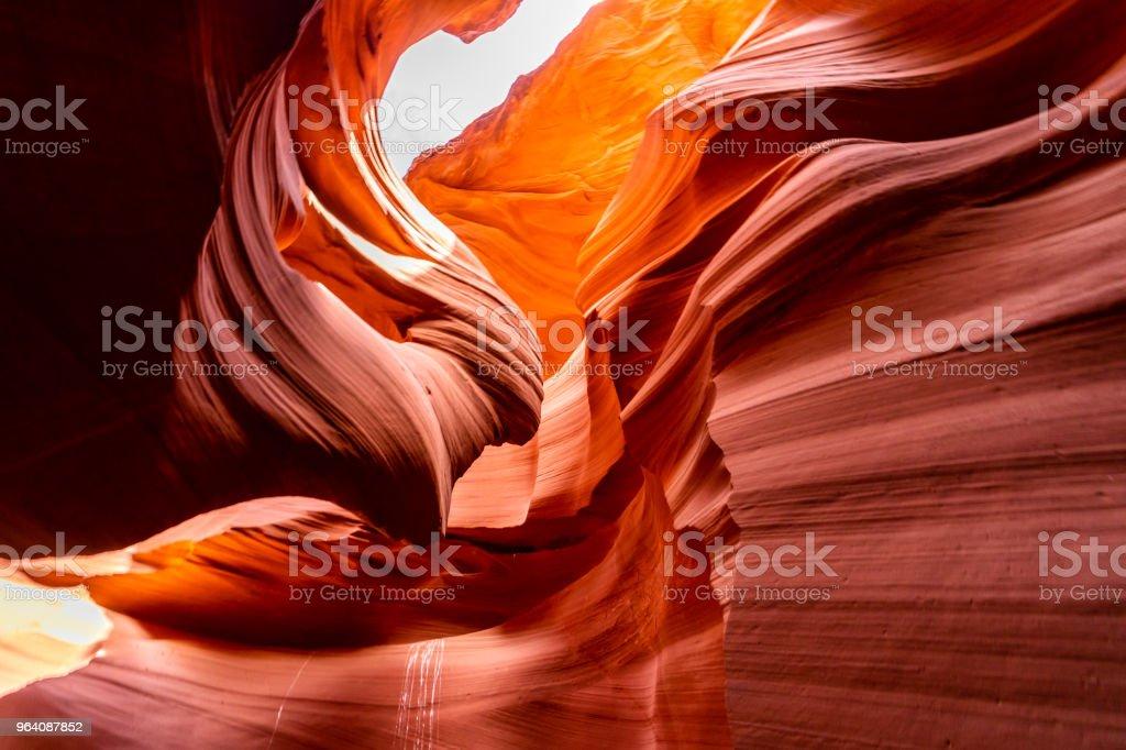 Lower Antelope Canyon - Royalty-free Antelope Canyon Stock Photo