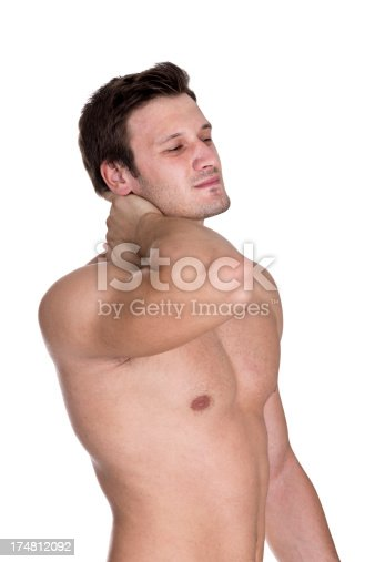 975681354 istock photo Lower back pain 174812092