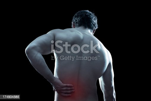 975681354 istock photo Lower back pain 174904585