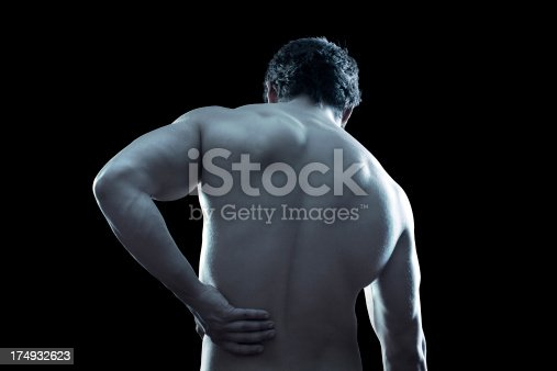 975681354 istock photo Lower back pain 174932623