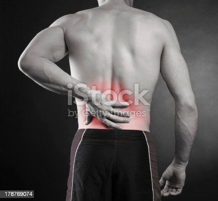 975681354 istock photo Lower back pain 178769074