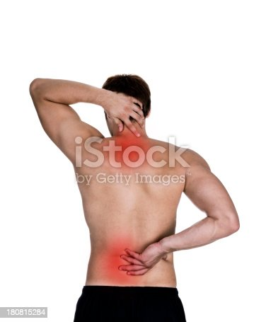 975681354 istock photo Lower back pain 180815284