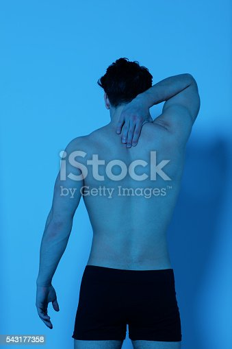 975681354 istock photo Lower back pain 543177358
