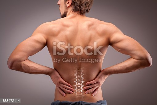 975681354 istock photo Lower back pain 638472114