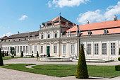 istock Lower Belvedere Palace in Vienna 520981213