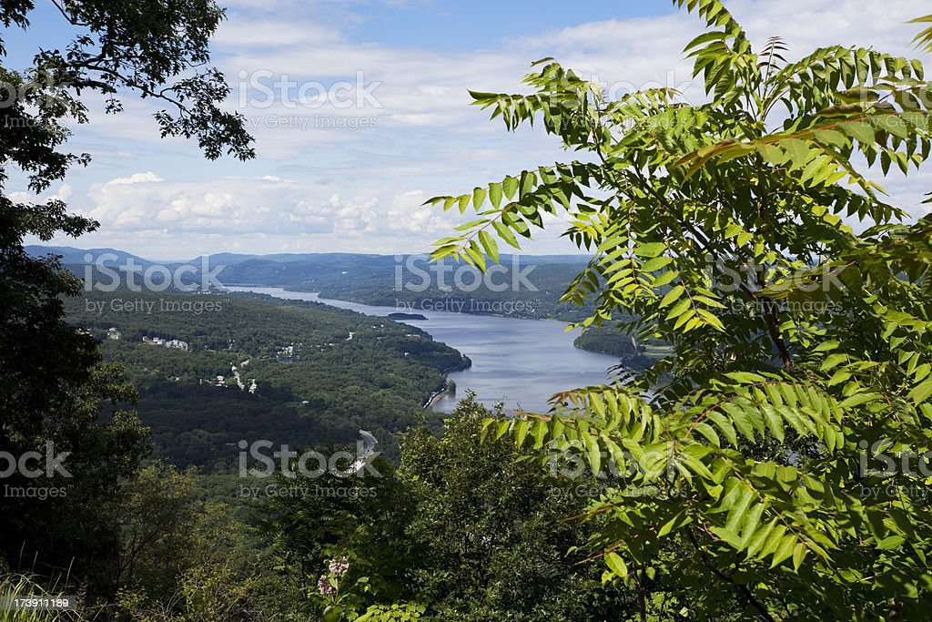 Lower Hudson Valley royalty-free stock photo