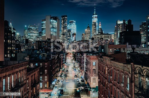The City of New York, usually called either New York City (NYC) or simply New York (NY), is the most populous city