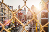 istock Lower Manhattan cityscape - Chinatown 926579274