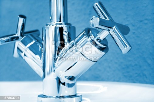 lower part of a new faucet