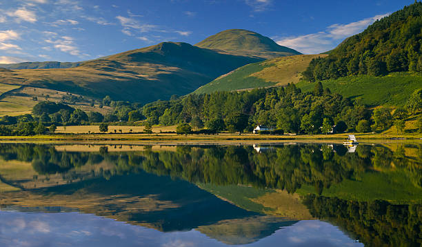 Loweswater stock photo