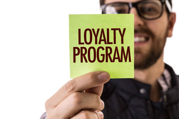 Loyalty Program stock photo