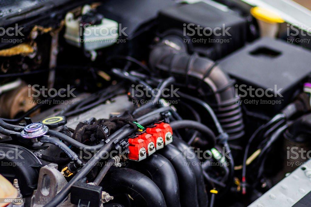 LPG Auto Injektoren – Foto