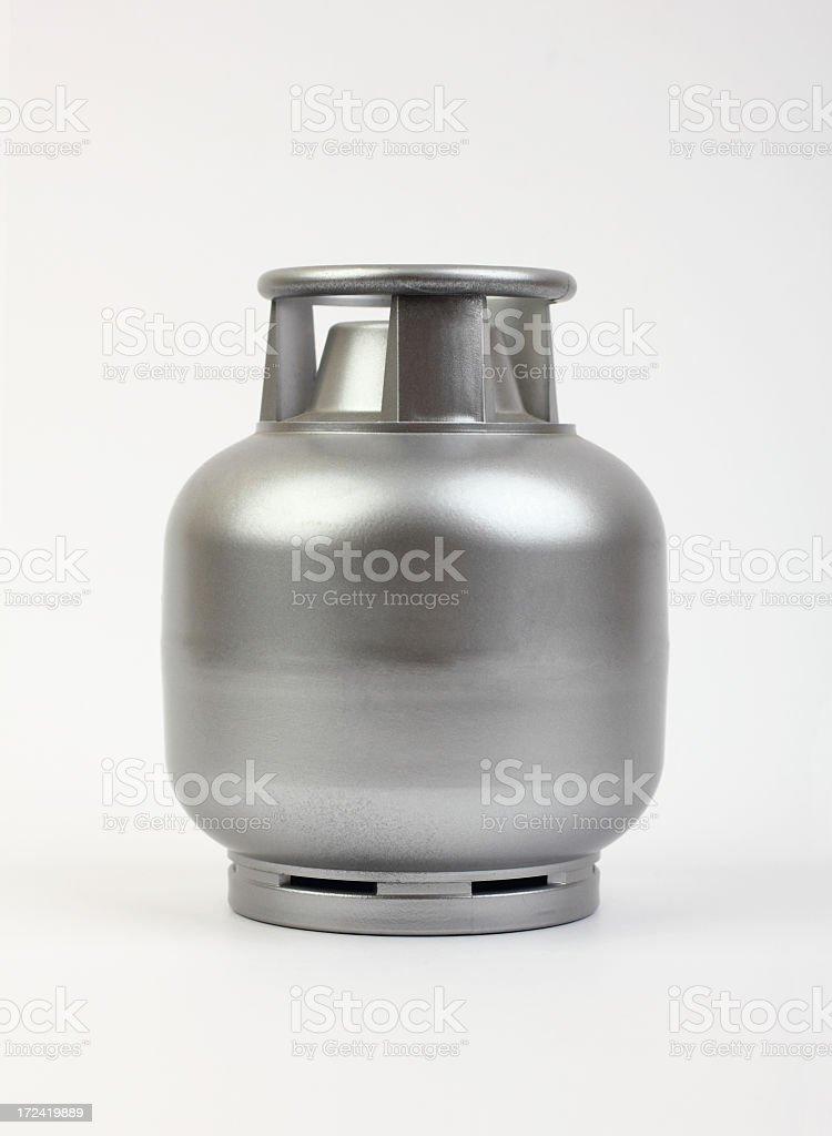 Lpg cylinder stock photo