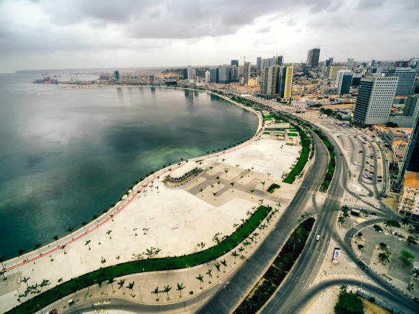 luanda - angola stock photos and pictures