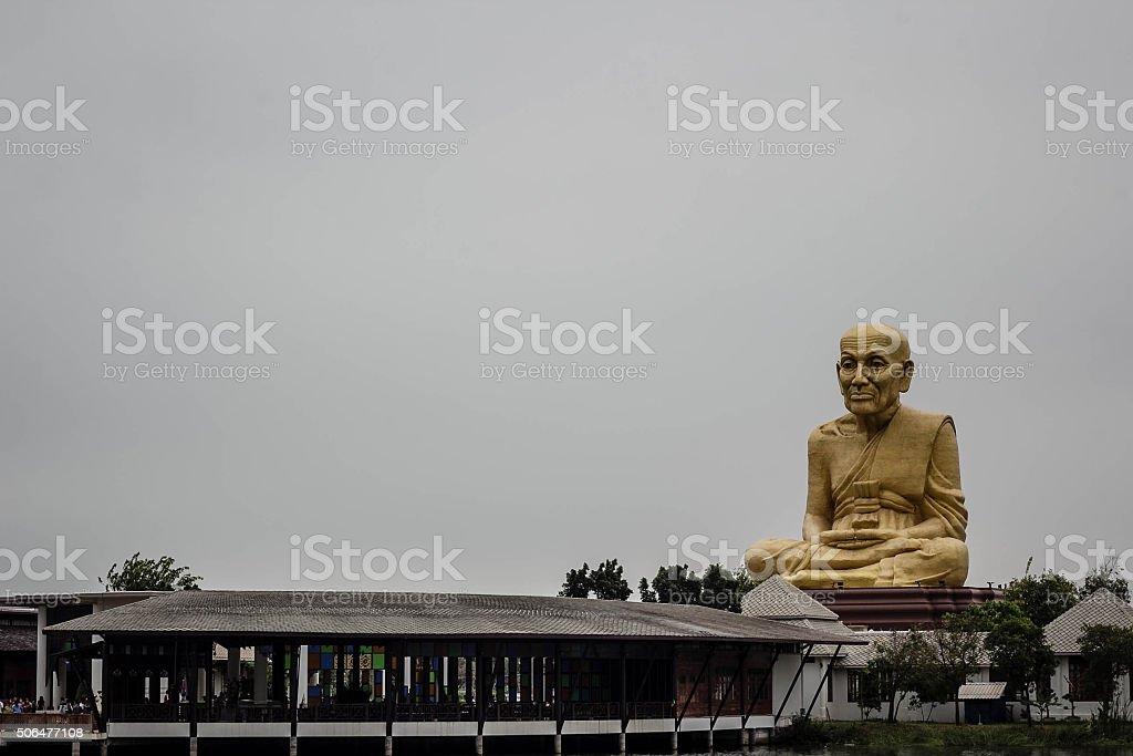 Luang PUTUAD THAI stock photo