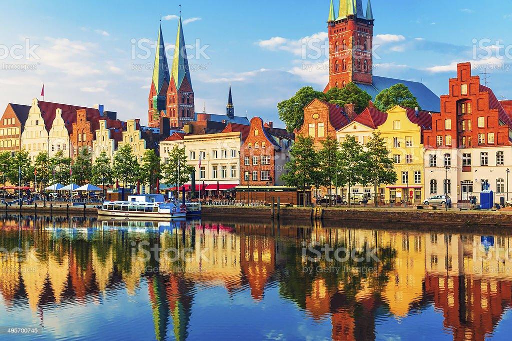 Lübeck, Deutschland – Foto