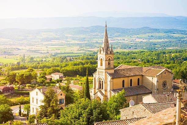 Luberon Valley (Provence), Frankreich – Foto
