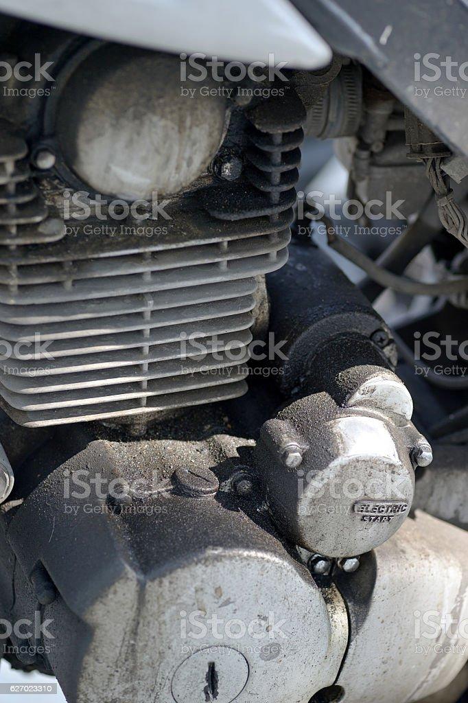 lubricator stock photo