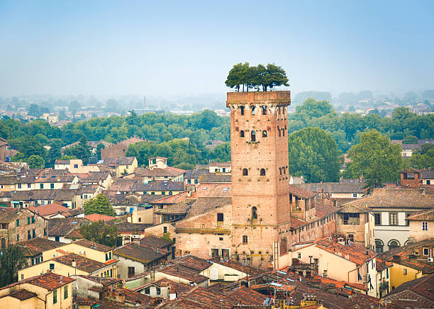Lucca, Italien – Foto