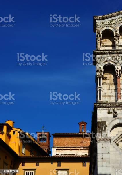 Luccca Historyczne Centrum - zdjęcia stockowe i więcej obrazów Architektura