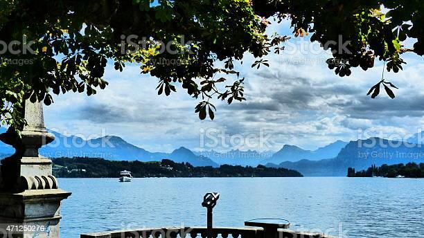 Lucerne, lac des quatre cantons