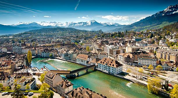 Luzern Panorama – Foto