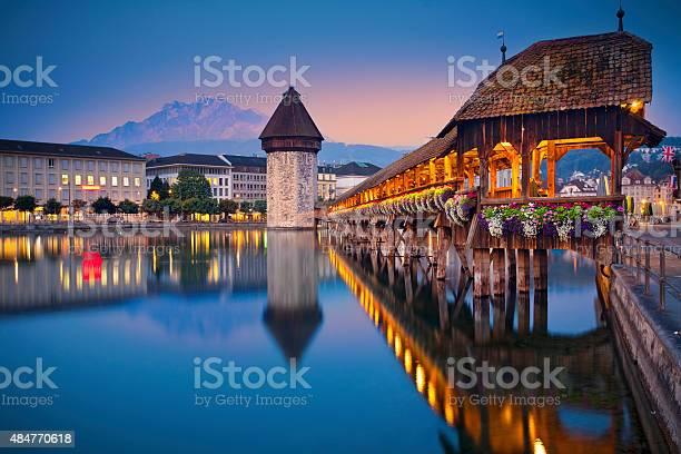 Photo of Lucerne.