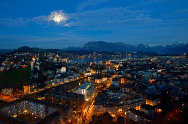 luzern schweiz - patrick hutter stock-fotos und bilder
