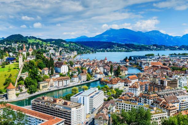 Luzern, Schweiz. – Foto