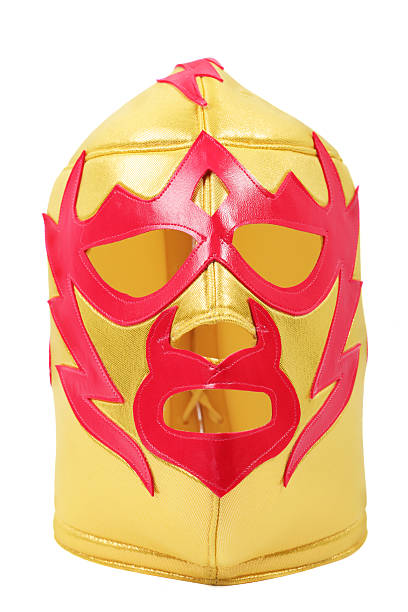 Lucha Libre mask stock photo