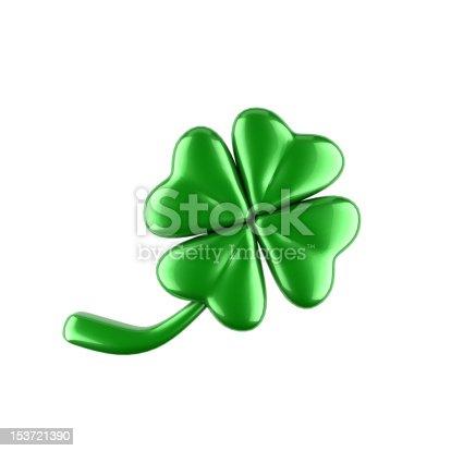 istock Lucky Clover 153721390
