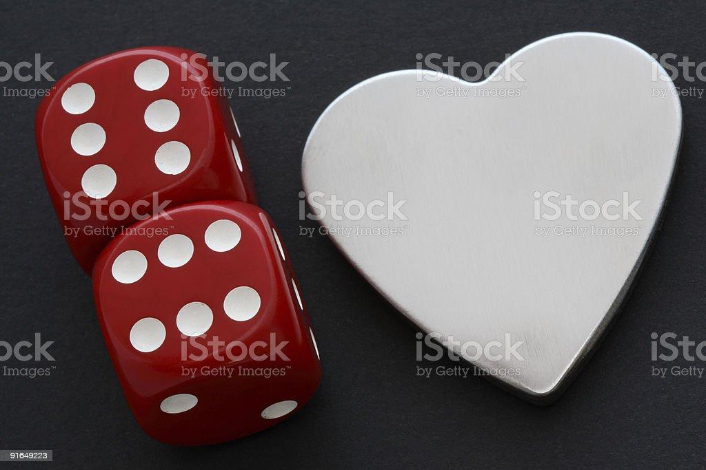 Lucky Love royalty-free stock photo