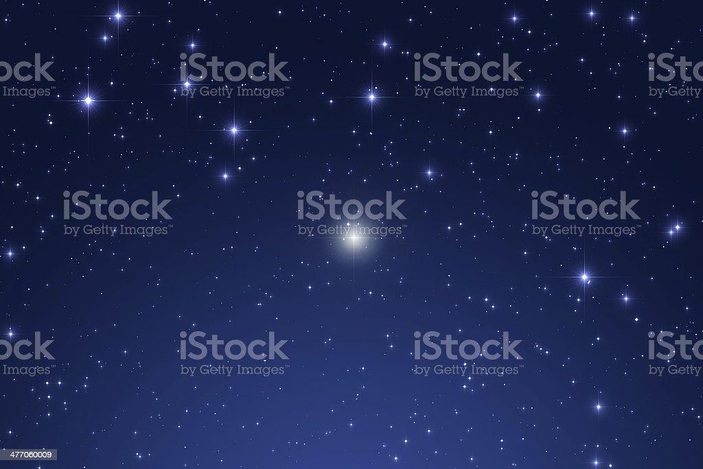 Lucky Star stock photo