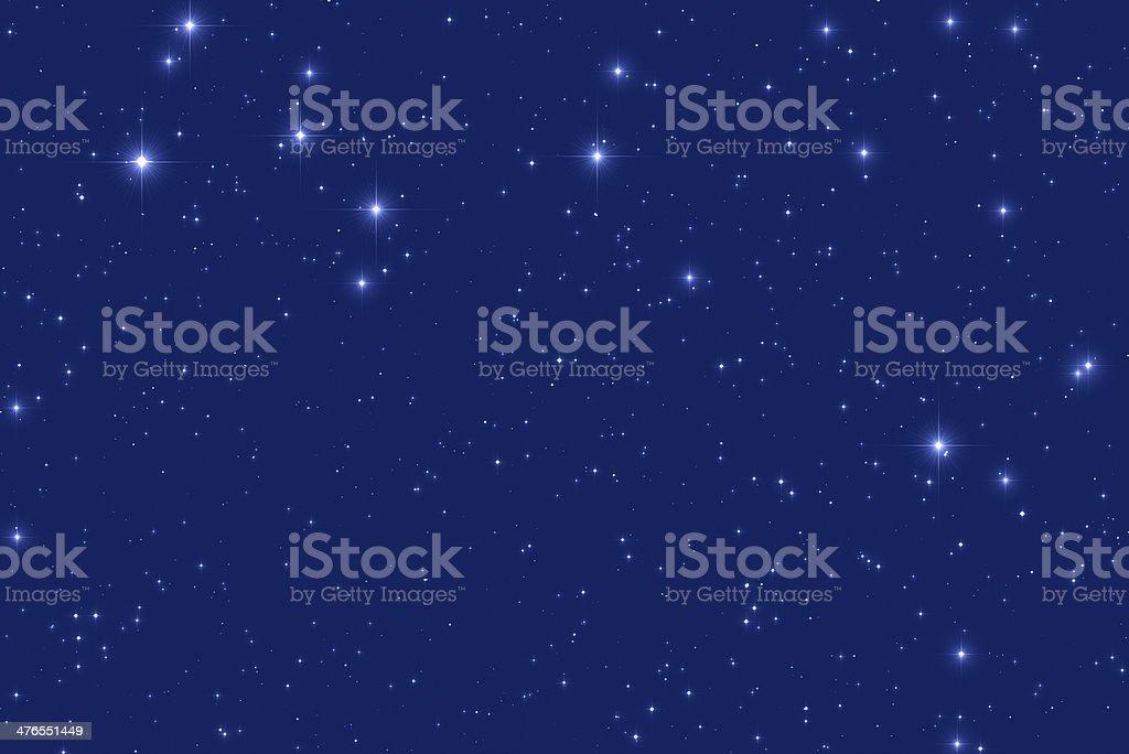 Lucky Stars royalty-free stock photo