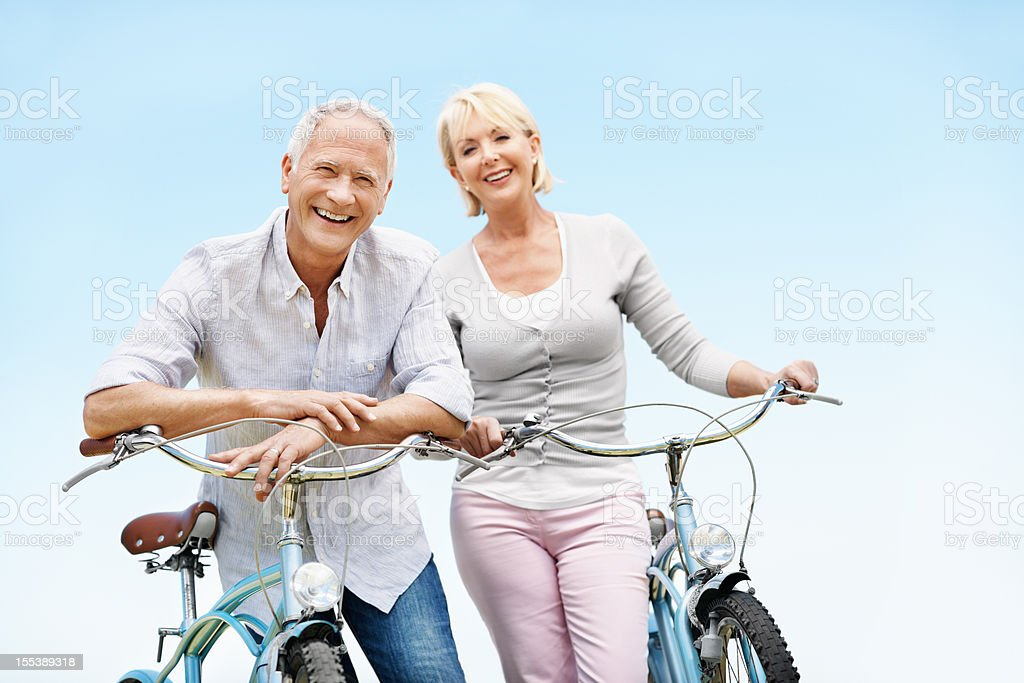 Lucky to have a lifelong partner royalty-free stock photo