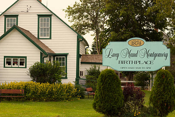 Lucy Maud Montgomery Geburtsort in Prince Edward Island – Foto
