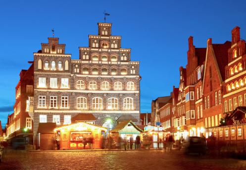 Lueneburg, Germany (close to Hamburg).