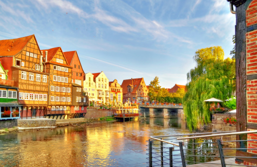 Lueneburg Germany Stock Photo - Download Image Now